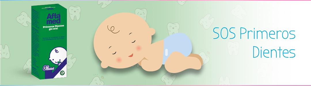 La primera dentición del bebé