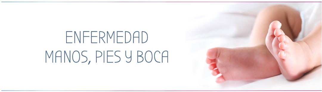 ENFERMEDAD MANOS, I Y BOCA